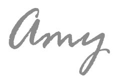 amysignature